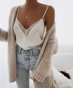 36 Jawdroppingly Cheap Cardigans You Must Try - Summer Fashion Id . - 36 jawdroppingly cheap cardigans you have to try – summer fashion ideas – - Mode Outfits, Trendy Outfits, Fashion Outfits, Womens Fashion, Ladies Fashion, Fashion Clothes, Fall Clothes, Glamorous Outfits, Stylish Clothes