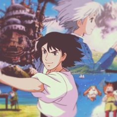 #howl moving castle  Always and forever my favorite film.