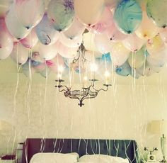 Would love to wake up with this birthday surprise from my husband.