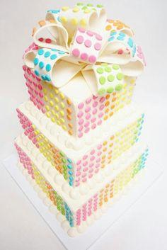 Frivolous Fabulous - Pastel Cake Love Frivolous Fabulous Sweet