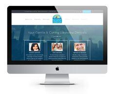 Chicago Dental Website Design  #responsivedesign #mobilefriendly