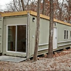 THE SENSUALIST CONTAINER HOUSE
