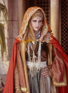Kingdom of Heaven: Eva Green as Princess Sibylla