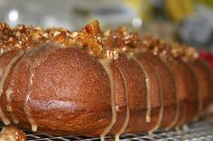 Sweet Potato Praline Bread