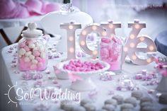 Wedding Table Decoration - Rocio & Douglas - Andalusian Wedding in Marbella. ©Photo + Film by Sol Wedding Spain