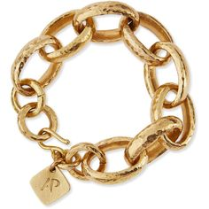 Ashley Pittman Daima Bronze Link Bracelet YoLCiDHvxK