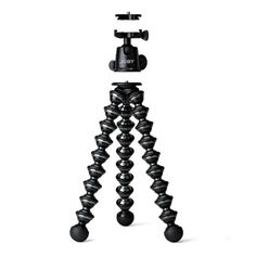 Joby GorillaPod Focus Tripod for Professional SLRs and Camcorders with Ballhead X