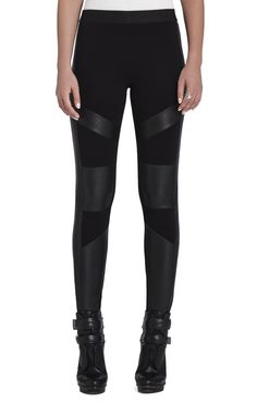 Shop Women's BCBG Black size XS Leggings at a discounted price at Poshmark. Description: Super cute and comfy leggings worn a couple times like new condition. Love Fashion, Autumn Fashion, Fashion Outfits, Womens Fashion, Luxury Fashion, Faux Leather Leggings, Black Leggings, Pretty Outfits, Cute Outfits
