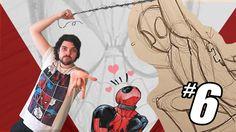 Spiderman ile Çöpten Adamı Geliştirmek #6  (...ve tabii Deadpool...)