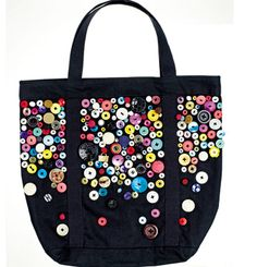 art of buttons and handbags: more ideas | make handmade, crochet, craft