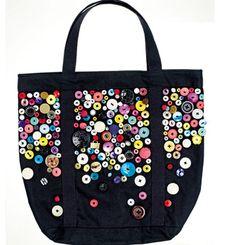 art of buttons and handbags: more ideas | make handmade, crochet, craft