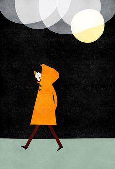 illustration : Cosas mínimas  Blanca Gómez - brilliant artist based in Madrid!