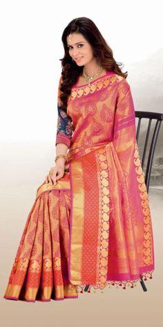 Image - Kanchipuram Silk Sarees - chenaistore's blog - Skyrock.com