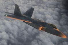 F-22 Raptors have become America's go-to low density, high-demand combat asset. They flew their first combat missions over Syria in September of 2014 but they had been flying missions over the region for many years before and still do today. These beautiful photos depict a group of F-22's getting refueled over deserts of the middle east after one of those missions.