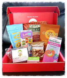 Enter to win a Love With Food subscription box  Ends 4/23