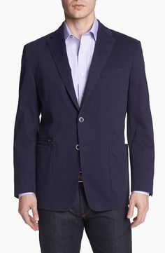 Classic sportcoat - every man should have one of these in his closet.