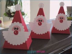 Nicholas tinker with children: great ideas for the popular holiday - Hair Beauty - Food and Drink - Christmas - DIY and Crafts - Home Decor Handmade Christmas Decorations, Easy Christmas Crafts, Christmas Art, Simple Christmas, Christmas Gifts, Xmas, Christmas Ornaments, Diy And Crafts, Crafts For Kids