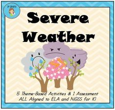 Primary STEM Theme - Spring/ Severe Weather -... by 21st Century K | Teachers Pay Teachers