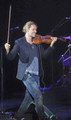 David Garrett in Moscow