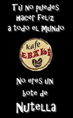 Nutellaaaaaaaaaaaa  #AllYouNeedIsLove #Finde #Spring #SpringBrake #Desayunos #Breakfast #Yommy#ChaiLatte #Capuccino #Hotcakes #Molletes #Chilaquiles #Enchiladas #Omelette#Huevos #Mexicana #Malteadas #Ensaladas #Coffee #CDMX #Gourmet #Chapatas#Cuernitos #Crepas #Tizanas #SodaItaliana #SuspendedCoffees #CaféPendiente  Twiitter @KafeEbaki  Instagram kafe_ebaki www.facebook.com/KafeEbaki Pedidos 65482617