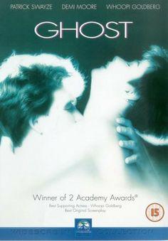 Ghost [DVD] [1990] DVD ~ Patrick Swayze, http://www.amazon.co.uk/dp/B00005NFXD/ref=cm_sw_r_pi_dp_5ltQqb102TKZE Tony Goldwyn, Demi Moore, Film Movie, Ghost Movies, Ghost Film, Ghost Ghost, Romantic Films, Romantic Poetry, Bon Film