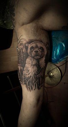 Wolverine tattoo