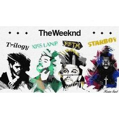 The Weeknd From Trilogy to StarBoy #TheWeeknd