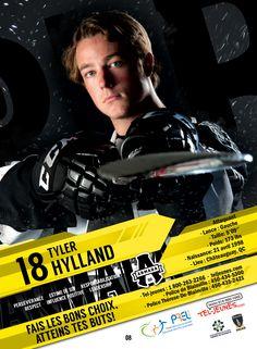 Tyler Hylland #18