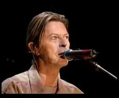 You can trust Bowie to take a beautiful song and make it even more special