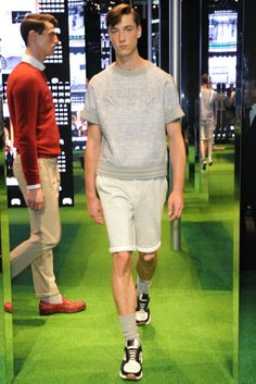 Hogan Men's RTW Spring 2015 - Slideshow