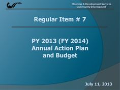 Community Development Annual Action Plan and Budget by City of College Station via slideshare Portland Cement, College Station, Budgeting, Action, Community, How To Plan, City, Group Action, Budget Organization