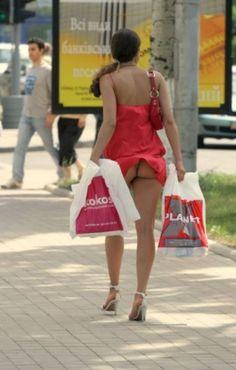 blowing dress porn up wind womens Zero Gravity Wind Blown Upskirts | Busty Moms Fucked Up Skirt.