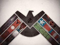 Cool Avengers art