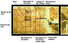 An Egyptian treasure map discovered 200 years ago is unique, as it shows the geology of the mountains surrounding ancient gold and silver mines. This map predates modern geological maps by almost years. Turin, Treasure Maps, Old Maps, Silk Road, Topographic Map, Ancient Egypt, Geology, Archaeology, The Dreamers