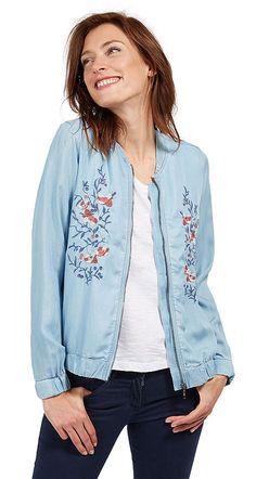 Tom Tailor Blazer »mit dekorativer Stickerei« Jetzt bestellen unter: https://mode.ladendirekt.de/damen/bekleidung/blazer/sonstige-blazer/?uid=8bcc7087-7009-537e-b723-d7315c4697c1&utm_source=pinterest&utm_medium=pin&utm_campaign=boards #sonstigeblazer #blazer #bekleidung