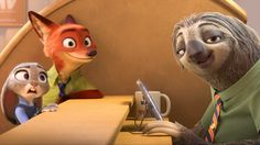 Watch the Zootopia Trailer. In this premiere trailer for the new animated movie Zootopia, which takes place in a world filled with animals, Judy Hopps. Moana Disney, Film Disney, Disney Animated Movies, Disney Movies, Disney Pixar, Disney Stuff, Disney Wiki, Zootopia 2016, Zootopia Movie