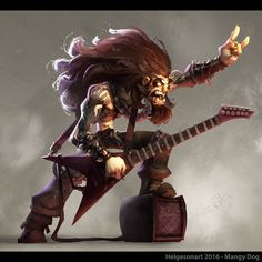 Mangy Dog - CDC Heavy Metal , Johannes Helgeson on ArtStation at… Character Concept, Character Art, Concept Art, Viking Character, Arte Heavy Metal, Brutal Legend, Metal Drawing, Metal Artwork, Character Inspiration