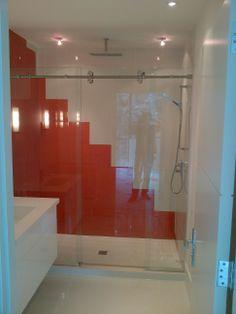 glass shower enclosure Glass Shower, Remodel, Bath, Enclosure, Bathroom, Glass Shower Enclosures, Glass, Bathrooms Remodel, Bathtub