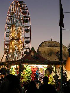 North Carolina State Fair - Raleigh.