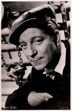 Jean Moncorgé, dit Jean Gabin, est un acteur français, né le 17 mai 1904 à Paris (9e arr.) et mort le 15 novembre 1976 à Neuilly-sur-Seine.