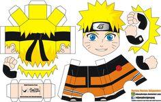 Naruto Uzumaki, Naruto, Anime papercraft ^_^