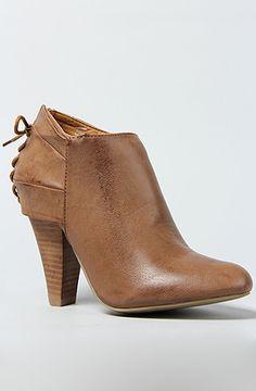 The Harlow Boot in Tan by Rebels Footwear #MissKL #SpringtimeinParis