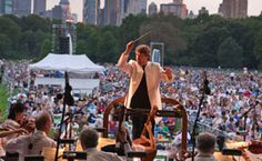 Symphony Concerts in the Parks
