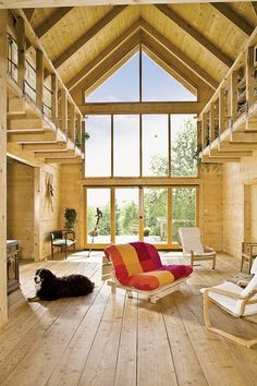 179 best all wood interiors images wood interiors, log homes, cottagea classic meets contemporary wooden house see more about wooden houses, high windows and