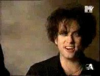 Robert Smith scared