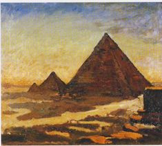 At the Pyramid, by Sir Winston Churchill.