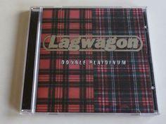 CD album /Lagwagon / DOUBLE PLAIDINUM / 1997 / punk / rock / punkrock