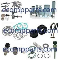E Compressor Parts offering 1089042823 (1089-0428-23) Solenoid Valve for Atlas Copco and provide quality replacement compressor service kits and parts at best price