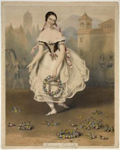 Fanny Cerrito [facsimile signature] [Toréador.] ([1840])