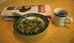 There's no denying it, a nice little wake and bake is the perfect way to start your day. Whether you smoke a spliff or chop the bong there's no denying...